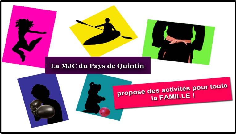 Activités MJC Quintin