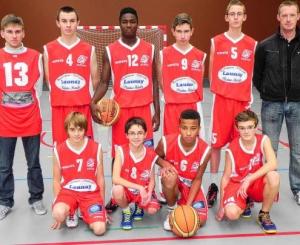 equipe basket